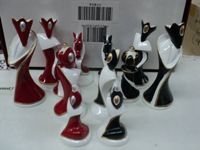Chess Set Pieces Art Deco Full Set NIB RARE - АРТ П5-С168Д