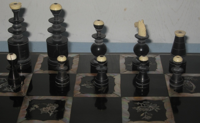 Антикварные шахматы