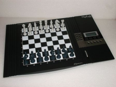 Saitek Talking chess academy