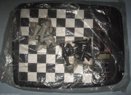Шахматный компьютер Mephisto Solar King