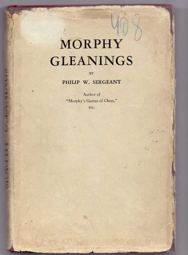 Morphy Gleanings