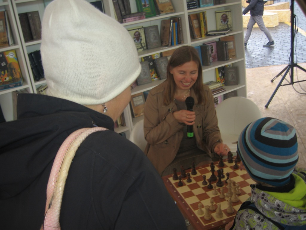 С 3 по 6 июня 2016 года в Москве прошел книжный фестиваль Красная площадь